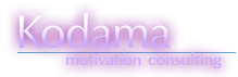 Kodama motivation consulting